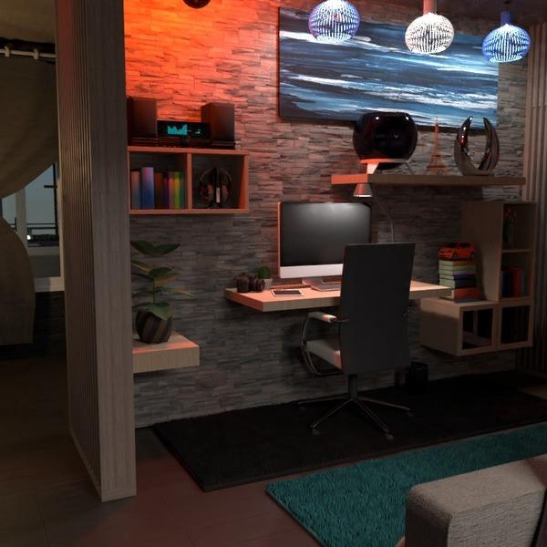 zdjęcia sypialnia biuro pomysły