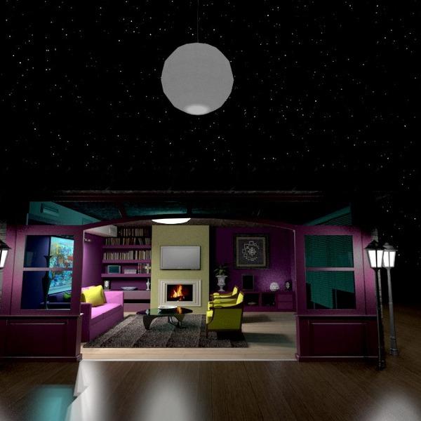 nuotraukos baldai dekoras apšvietimas idėjos