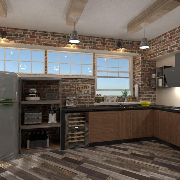 nuotraukos butas virtuvė apšvietimas idėjos