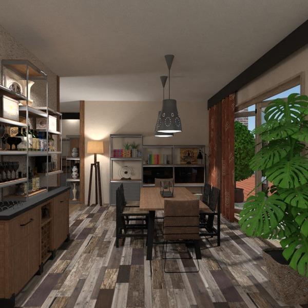nuotraukos butas apšvietimas renovacija valgomasis idėjos