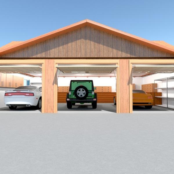 photos garage extérieur architecture idées