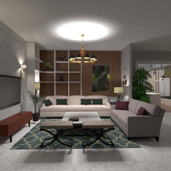 photos maison meubles salon eclairage salle à manger idées