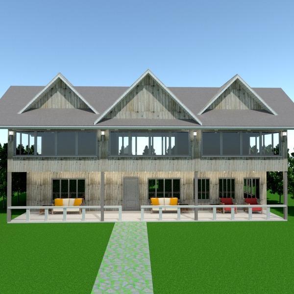 photos house terrace furniture outdoor landscape architecture ideas