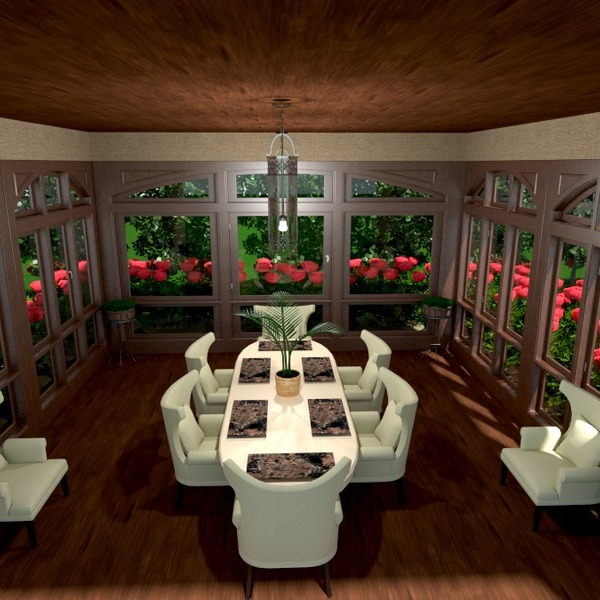 fotos apartamento casa mobílias decoração área externa paisagismo sala de jantar ideias