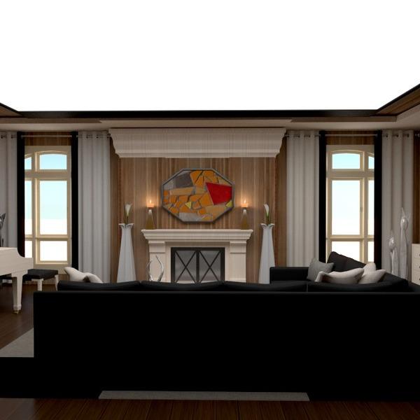 nuotraukos baldai dekoras svetainė idėjos
