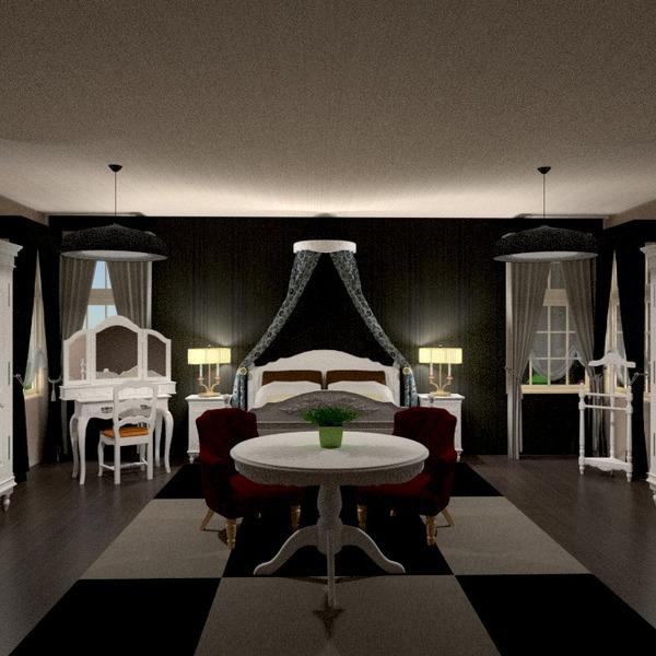 nuotraukos baldai dekoras miegamasis idėjos