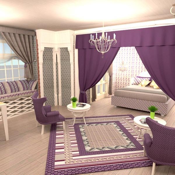 идеи декор спальня гостиная студия идеи