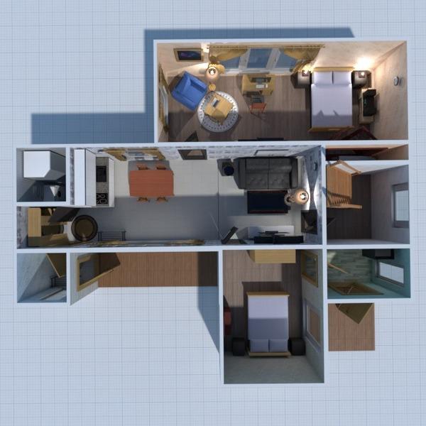 идеи дом терраса гостиная кухня идеи