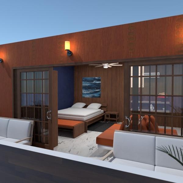 photos appartement terrasse meubles salle de bains extérieur idées