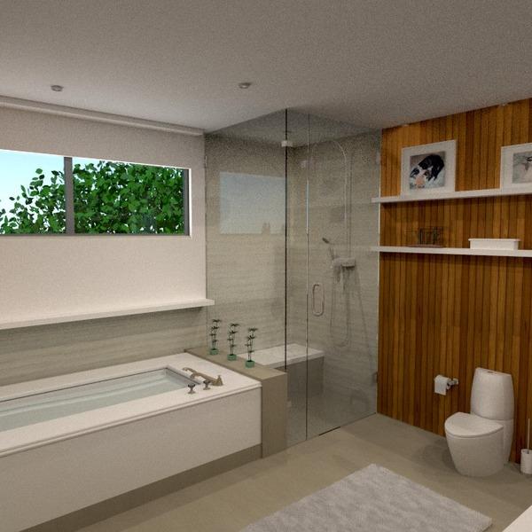 fotos casa de banho área externa iluminação ideias