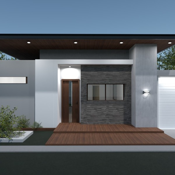 photos house garage lighting architecture ideas