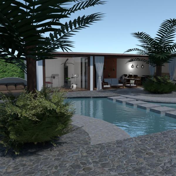 fotos casa exterior paisaje arquitectura ideas
