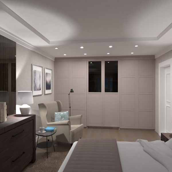 zdjęcia mieszkanie meble sypialnia oświetlenie remont pomysły