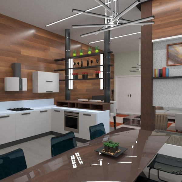 fotos dekor wohnzimmer küche beleuchtung ideen