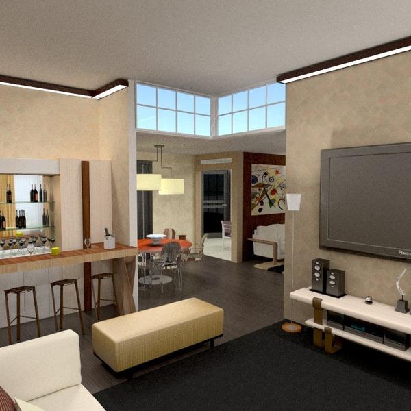 fotos casa mobílias decoração faça você mesmo iluminação sala de jantar ideias