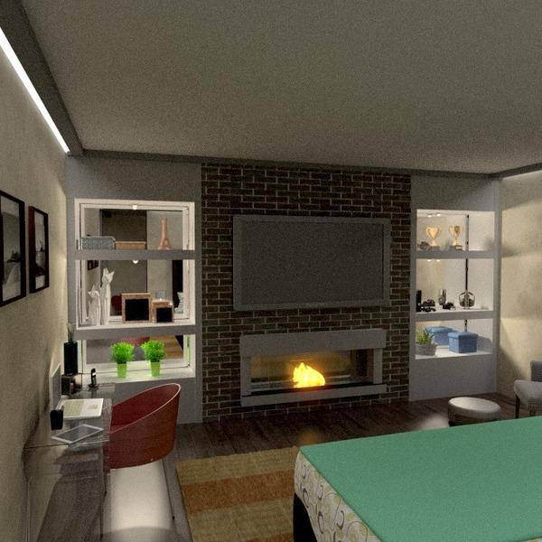 fotos mobílias faça você mesmo dormitório iluminação ideias