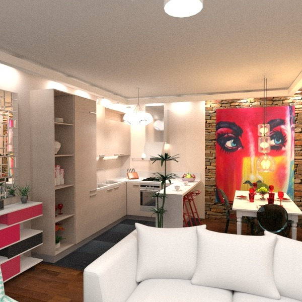 nuotraukos butas baldai dekoras virtuvė biuras apšvietimas valgomasis аrchitektūra studija prieškambaris idėjos
