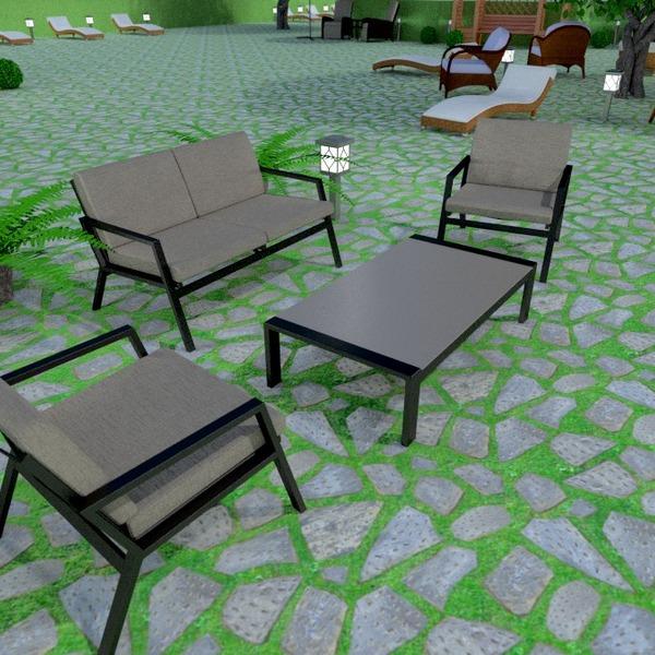 fotos terraza muebles exterior ideas