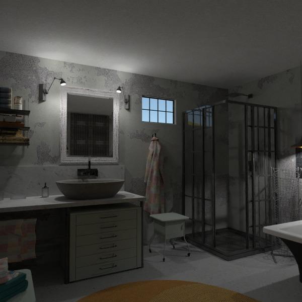 photos appartement salle de bains eclairage rénovation idées