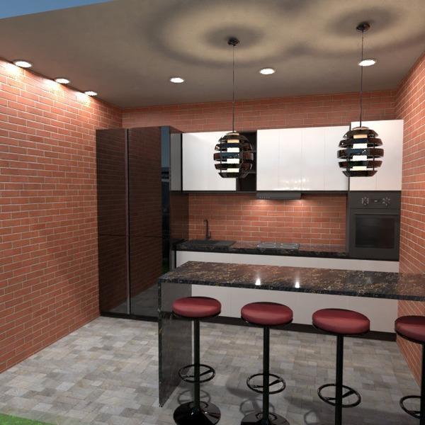fotos varanda inferior mobílias área externa iluminação utensílios domésticos ideias