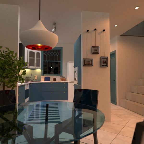 nuotraukos namas miegamasis svetainė valgomasis studija idėjos