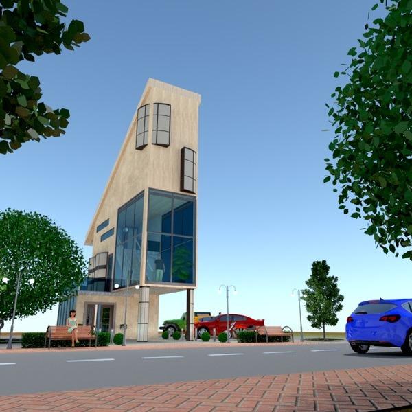 идеи дом терраса гараж улица ландшафтный дизайн техника для дома идеи
