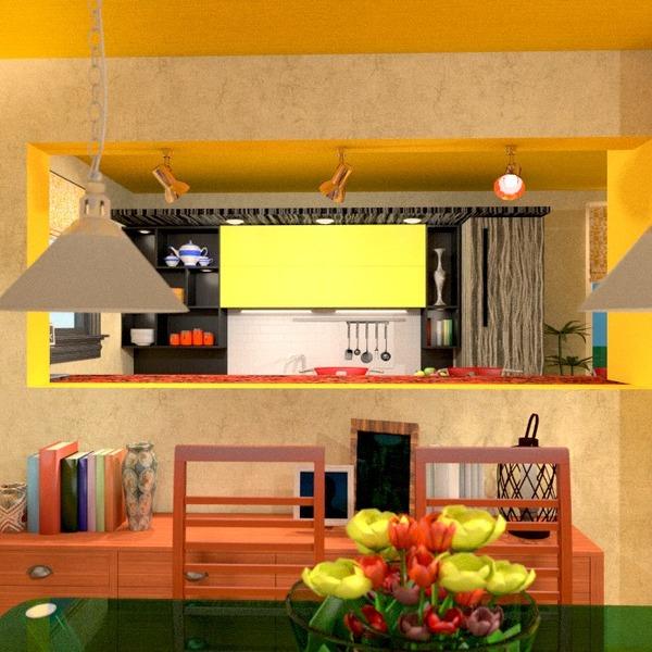 fotos muebles decoración cocina iluminación ideas