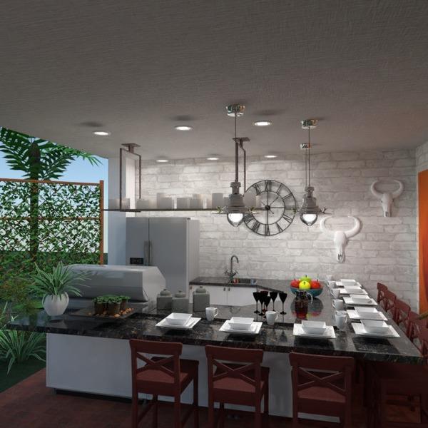 fotos casa terraza cocina exterior arquitectura ideas