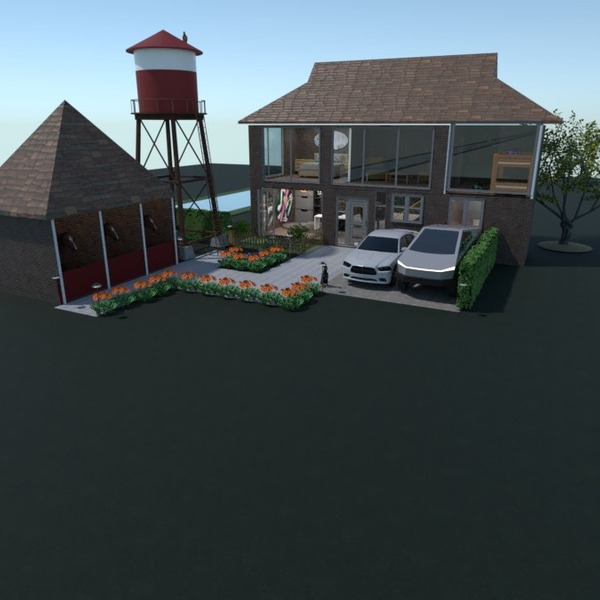 идеи дом гостиная гараж улица прихожая идеи