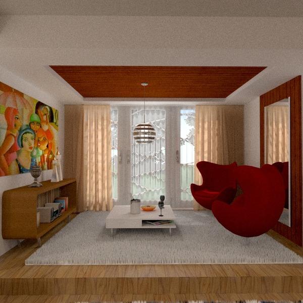 foto veranda arredamento angolo fai-da-te esterno illuminazione idee