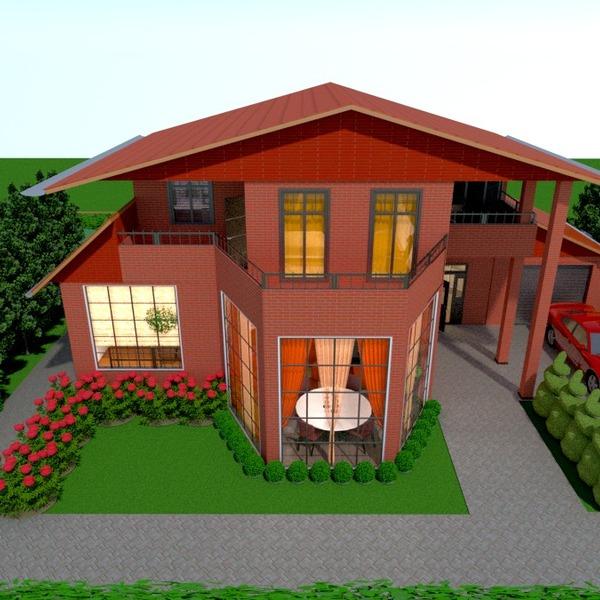photos maison terrasse garage paysage architecture idées