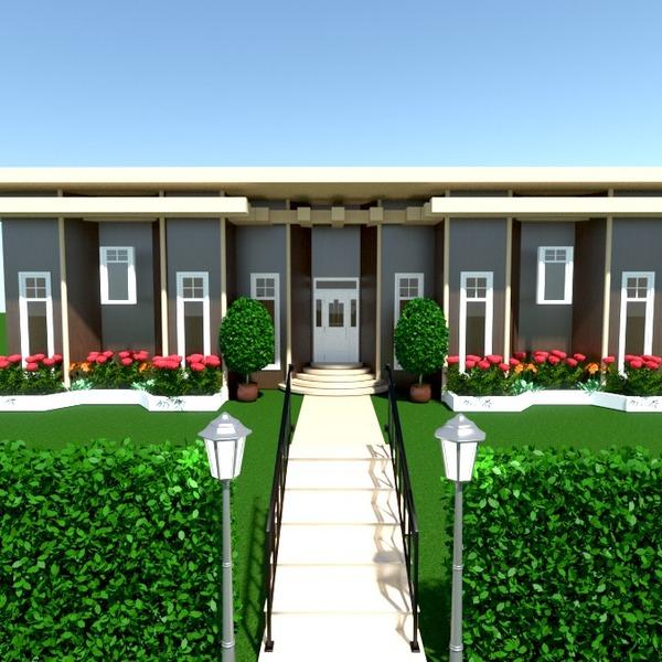 идеи дом ландшафтный дизайн архитектура идеи