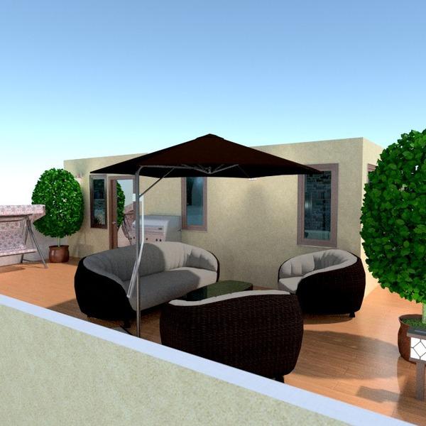 photos appartement terrasse idées