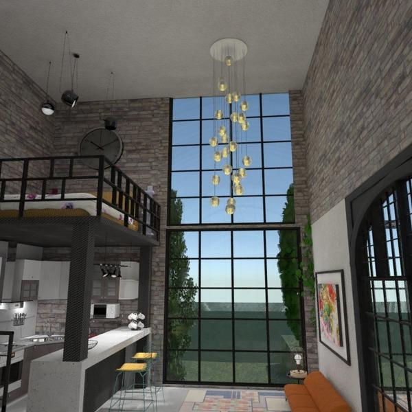 идеи дом спальня кухня освещение идеи