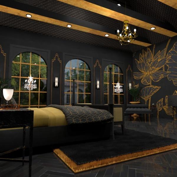 photos maison décoration chambre à coucher eclairage architecture idées