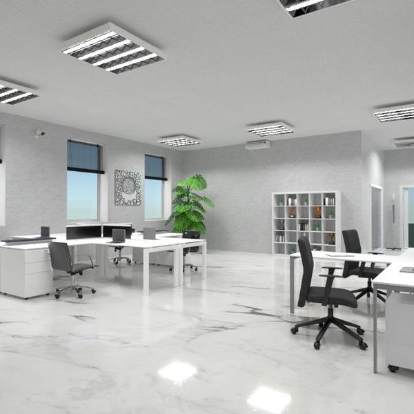 fotos mobílias decoração escritório iluminação ideias
