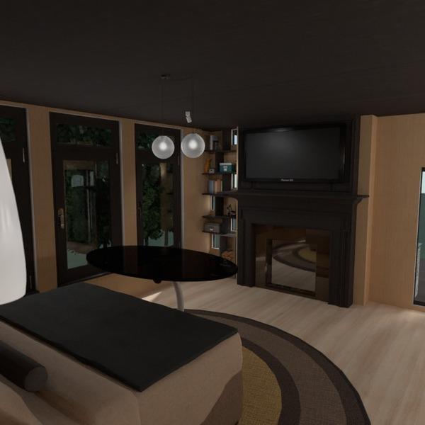 fotos casa decoração dormitório utensílios domésticos patamar ideias