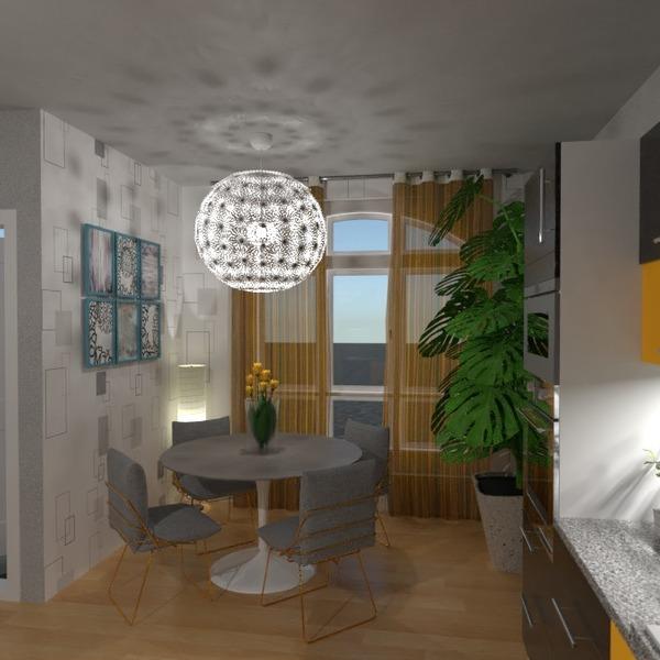 идеи мебель декор кухня освещение столовая идеи