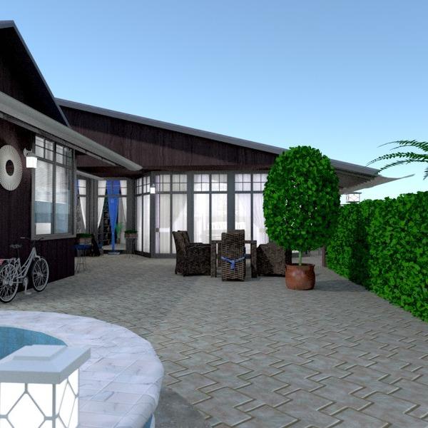 fotos casa terraza exterior reforma arquitectura ideas