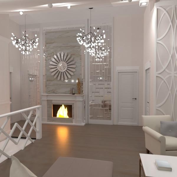 zdjęcia mieszkanie dom pokój dzienny oświetlenie remont pomysły