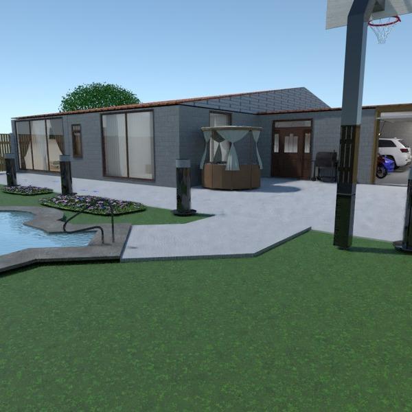 photos maison salle de bains garage extérieur idées