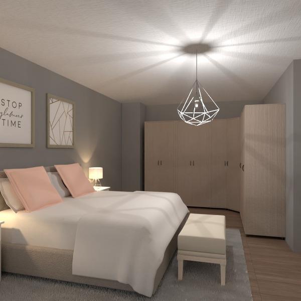 fotos mobílias decoração dormitório iluminação reforma ideias