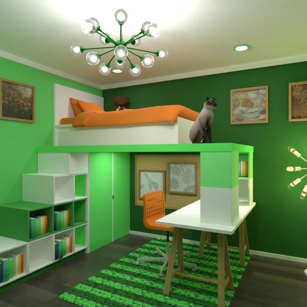 fotos apartamento casa mobílias dormitório quarto infantil ideias