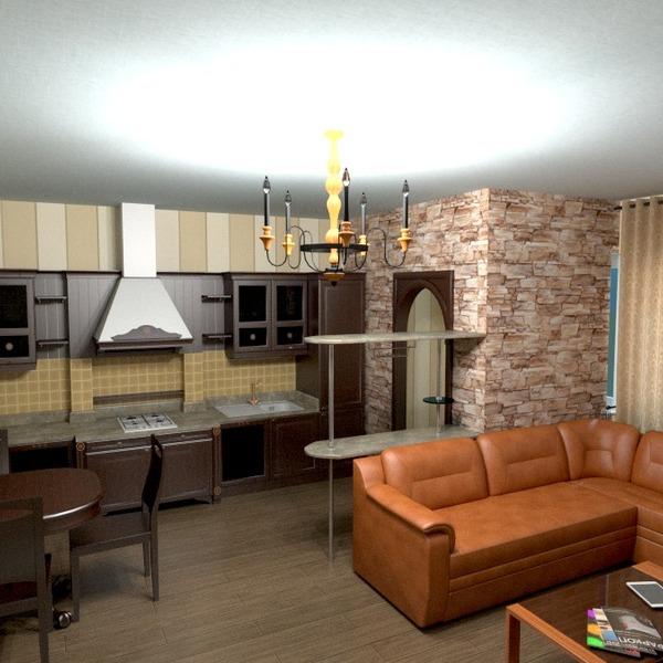 photos appartement diy salon cuisine rénovation idées