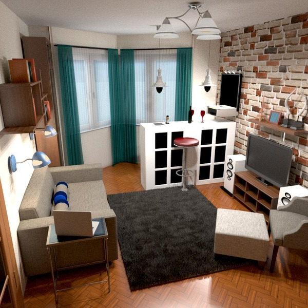 foto appartamento arredamento decorazioni angolo fai-da-te saggiorno rinnovo idee