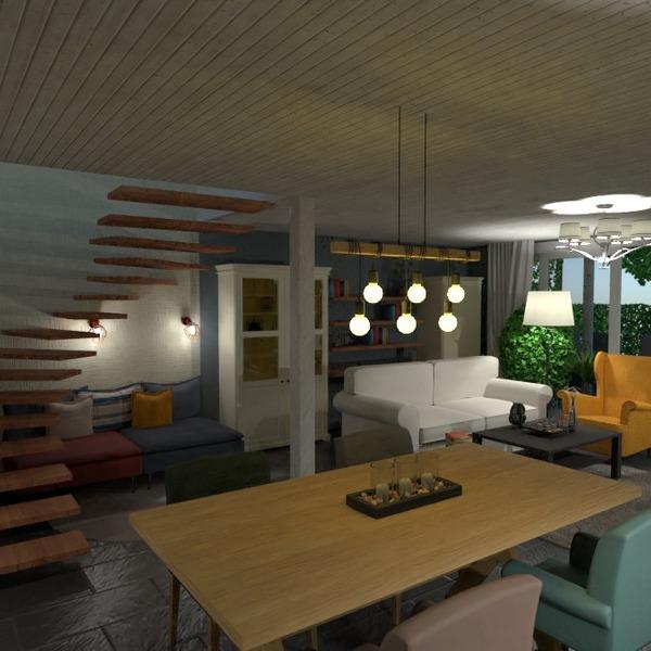 zdjęcia mieszkanie dom meble pokój dzienny jadalnia pomysły