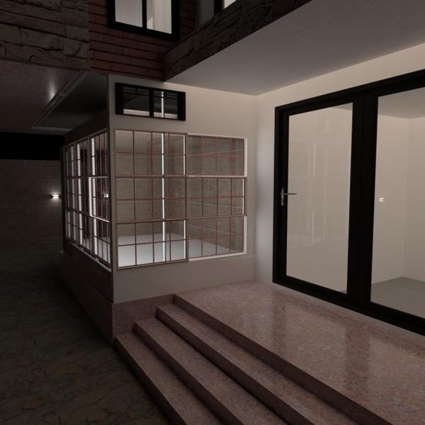 fotos varanda inferior cozinha área externa ideias