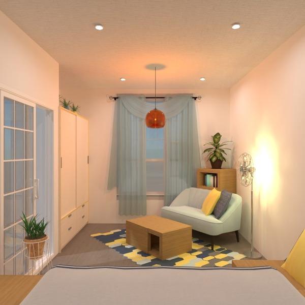photos décoration chambre à coucher eclairage idées