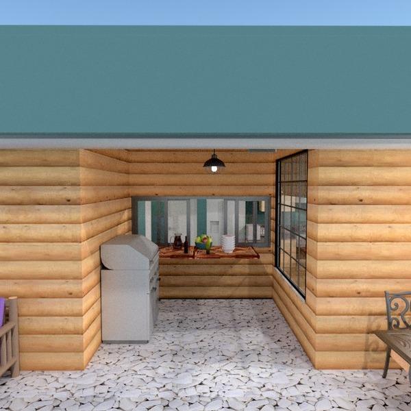 zdjęcia dom taras meble wystrój wnętrz kuchnia architektura pomysły