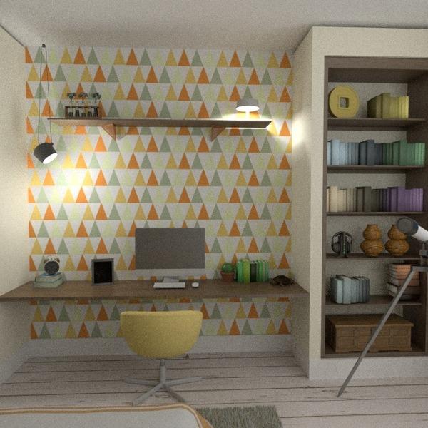 zdjęcia mieszkanie wystrój wnętrz sypialnia biuro przechowywanie pomysły